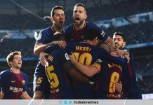 Real Madrid v Barcelona live stream