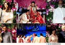Akash Ambani and Shloka Mehta wedding