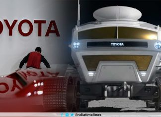 Toyota Japan Space Agency To Develop Moon Rover
