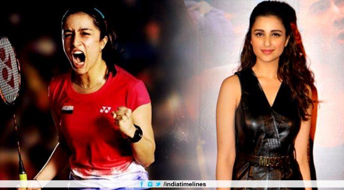 Shraddha Kapoor leaves Saina Nehwal biopic midway