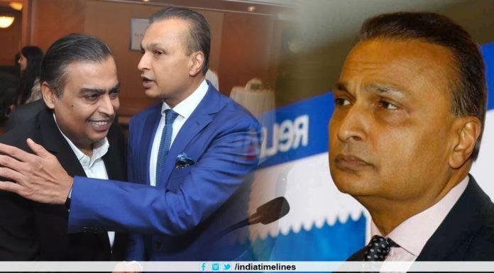 Mukesh saves Anil from jail