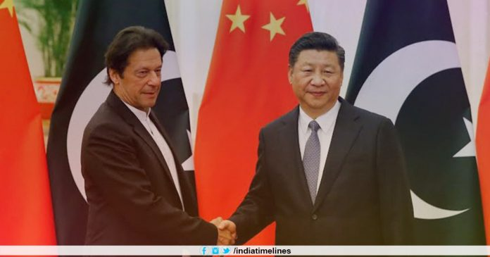 China firmly with Pakistan