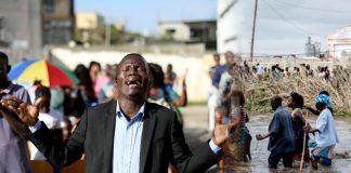 Africa Cyclone Survivors Recount