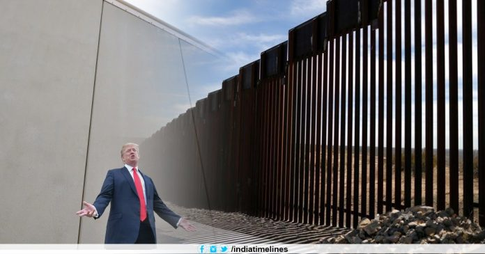 Pentagon authorizes $1 billion for Donald Trump's border wall
