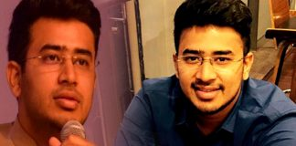 'OMG' Tejasvi Surya tweets after BJP picks 28-year-old