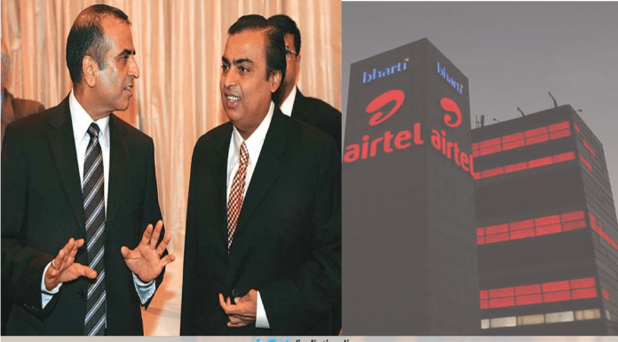 The government of Singapore backs Airtel in the Battle