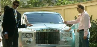 Amitabh Bachchan sells Rs 3.5 crore Rolls Royce Phantom