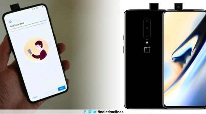 OnePlus 7 image leaked again