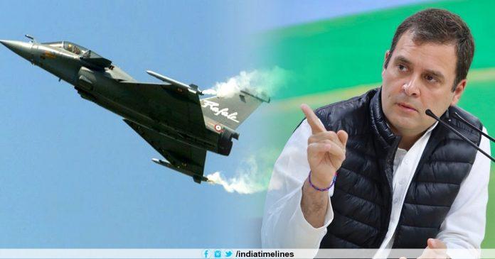 Rahul Gandhi On