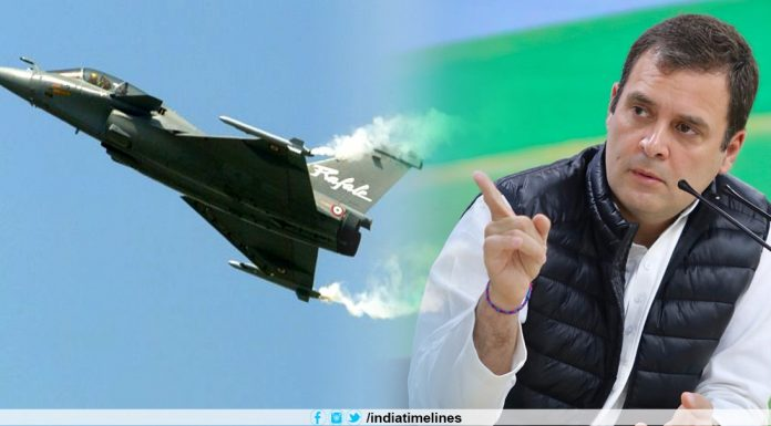 "Rahul Gandhi On ""Stolen"" Rafale Papers"