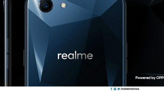 Realme 3 India Launch Today