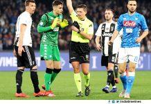 Napoli vs. Juventus- Football Match Report
