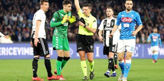 Napoli vs. Juventus- Football Match Report