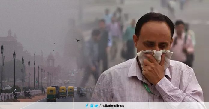 Delhi Most Polluted Capital in World