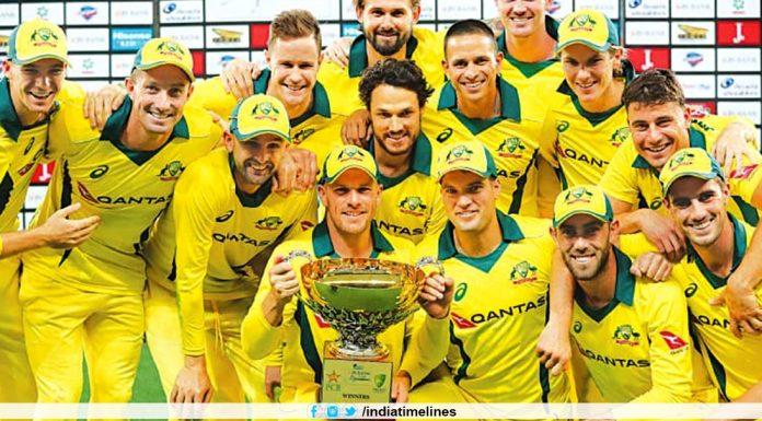 All-round Australia Whitewash Pakistan 5-0 Despite Haris Ton