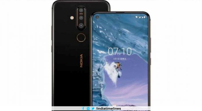 Nokia X71 with the 48-MP camera