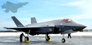 Japan F-35 fighter disappears over Pacific