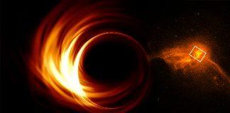 Black hole first image revealed