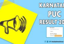 Karnataka 2nd PUC Results 2019 Name Wise