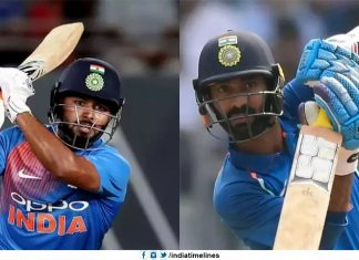 Rishabh Pant vs Dinesh Karthik as selectors pick WC team