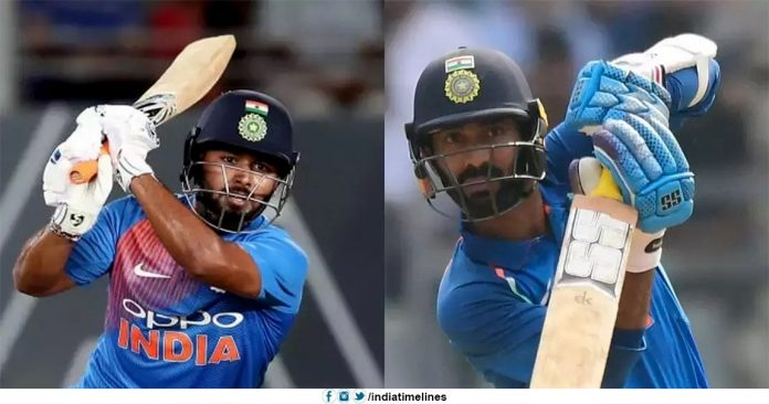 Rishabh Pant vs Dinesh Karthik as selectors pick WC team