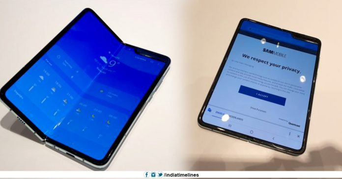 Samsung's foldable Galaxy phone pre-sales begin