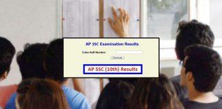 AP SSC Results 2019 Manabadi