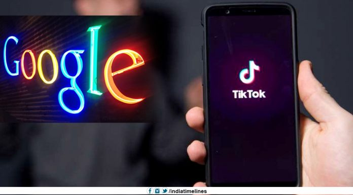 Google blocks Chinese app TikTok in India