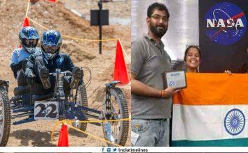 Three Indian teams win awards at NASA annual Rover Challenge