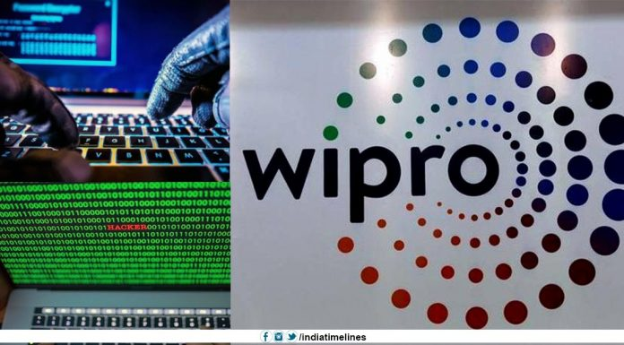 Wipro hit by advanced phishing attack