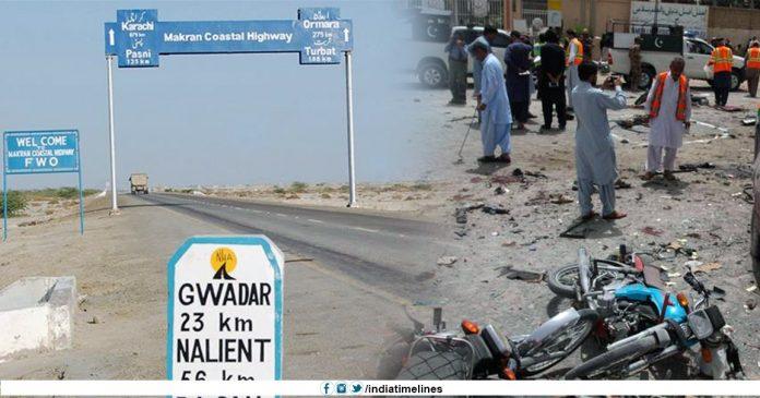 Gunmen kill at least 14 bus passengers in Pakistan's Balochistan