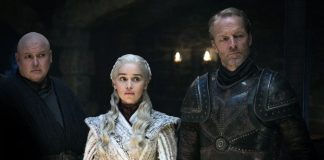 Inside Pictures of Game of thrones 8 Episode 2