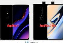 OnePlus 7 vs OnePlus 7 Pro