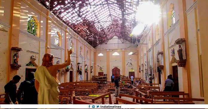 India sent three alerts to Sri Lanka before Easter Sunday Attack