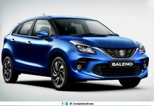 Toyota Glanza (rebadged Maruti Baleno) launching in June 2019