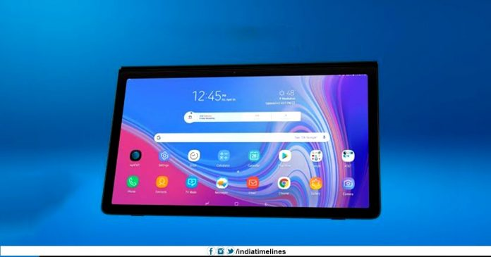 Samsung Galaxy View 2 specifications and features