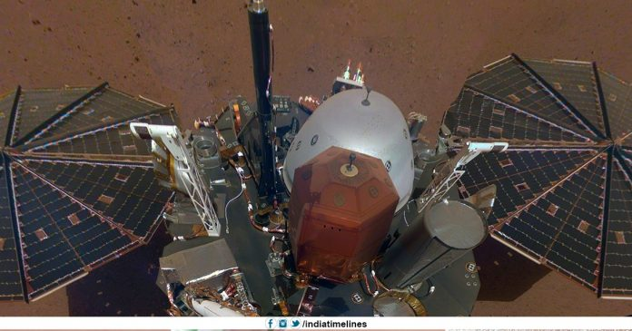 NASA Just Recorded a Quake on Mars