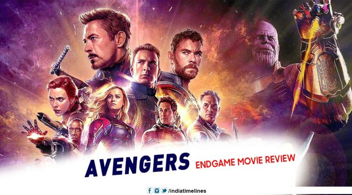 Avengers Endgame Movie Review