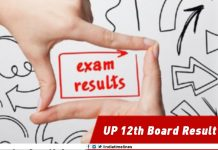 UP Intermediate Result 2019 Name Wise