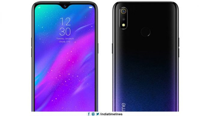 Realme 3 Pro to go on first sale in India today