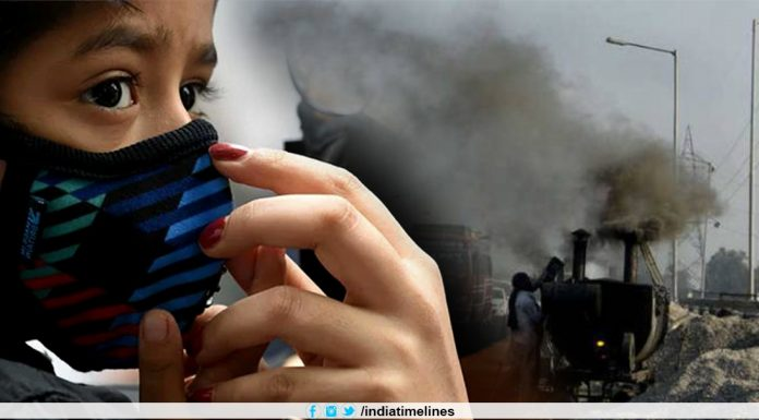 Bad Air Killed over 1.2 Million in India in 2017