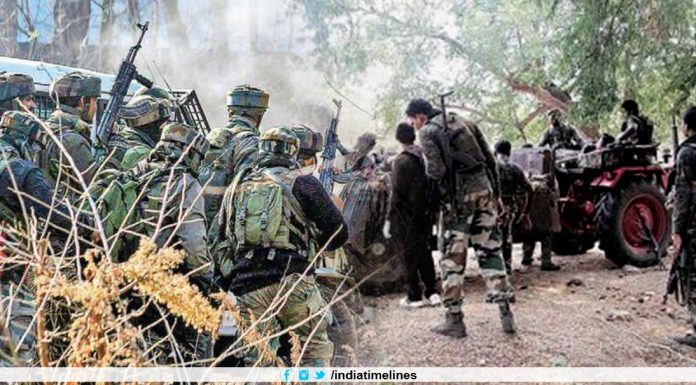 CRPF jawan killed and another injured in encounter