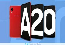 Samsung Galaxy A20 to Go on Sale
