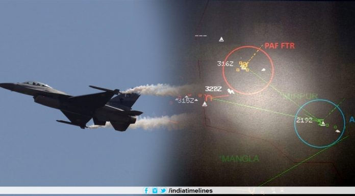 Irrefutable evidence Pak F-16 was downed
