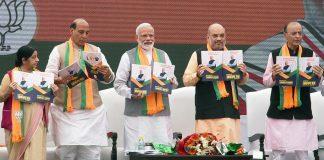 BJP vows tax cuts
