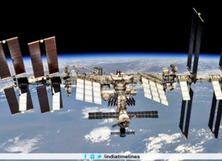 Space station teeming with bacteria & fungi