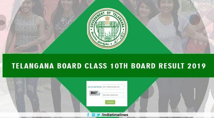TS SSC Result 2019 Name Wise