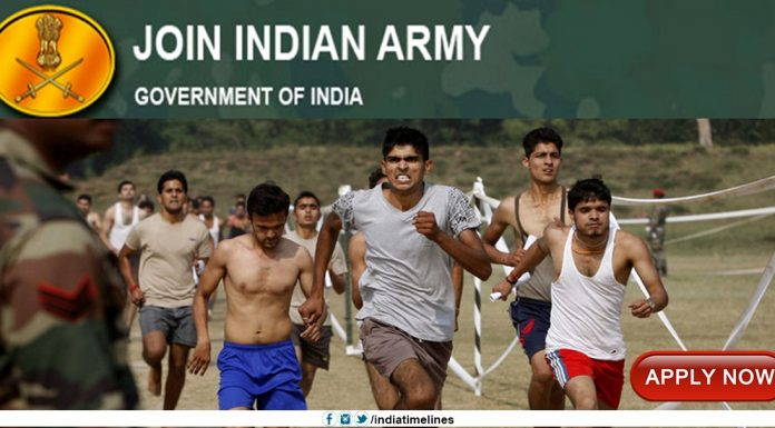 Indian Army Recruitment Rally 2019