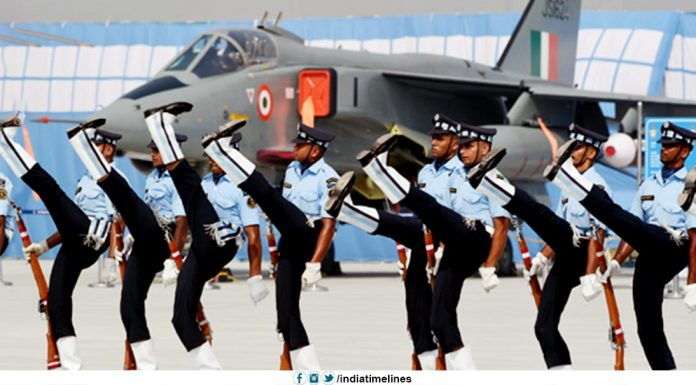 Indian Air Force Recruitment 2019