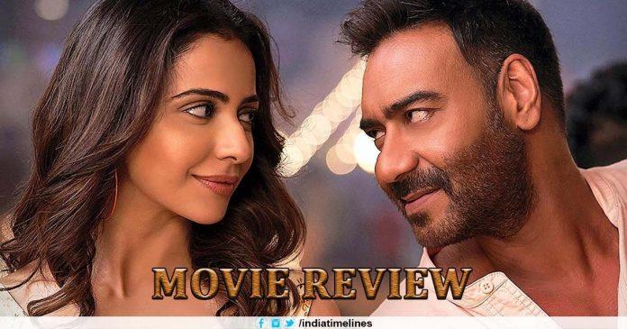 De De Pyaar De Movie Review